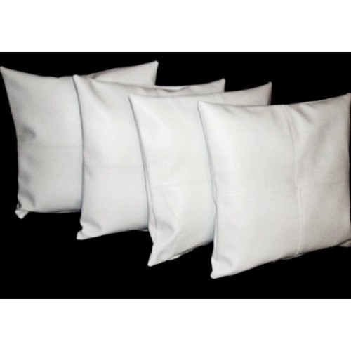 4 x Faux Leather Cushion Covers in White Check Design 16quot : 520check20420 20Copy 500x500 from www.sewgoodshop.co.uk size 500 x 500 jpeg 23kB